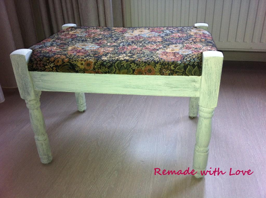 meubels opknappen met Annie Sloan krijtverf