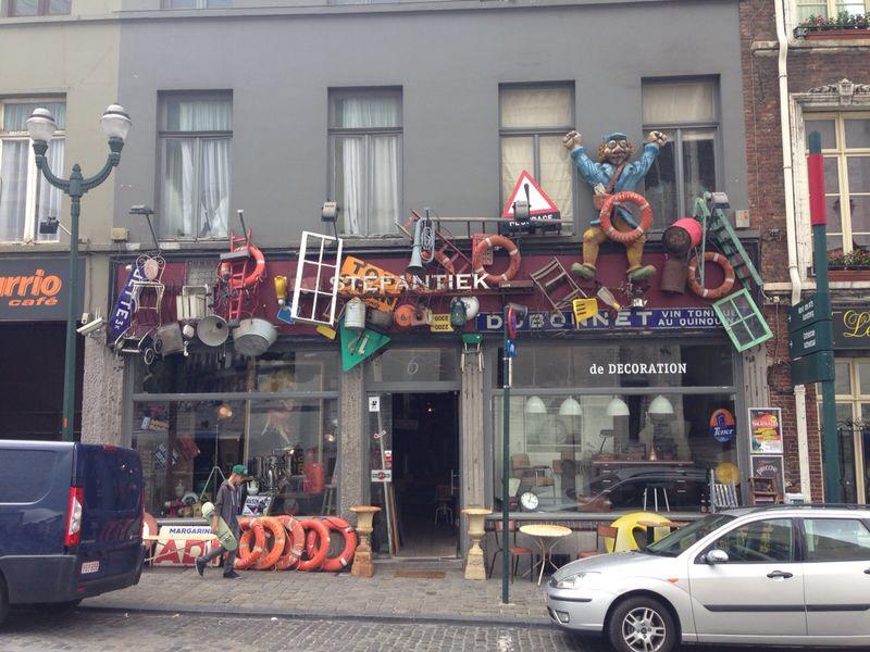 Stef Antiek Brussel