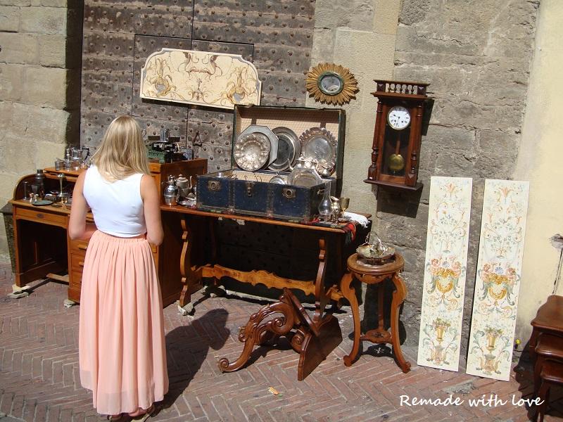 Antiekmarkt Arezzo
