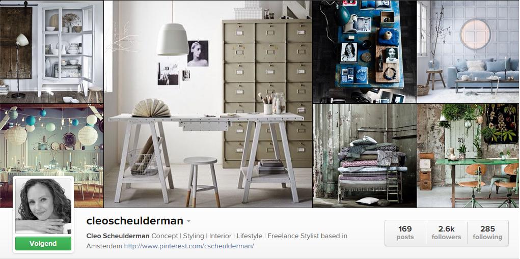 interieur inspiratie instagram