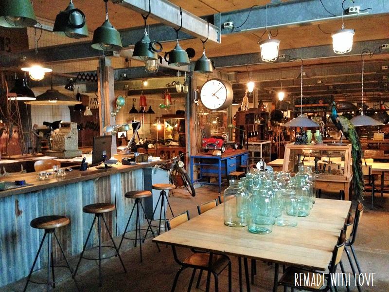 Vivre nijmegen hotspot voor een retro interieur remade with love - Interieur binnenkomst ...