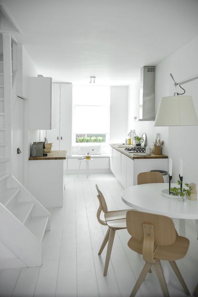 stoere keukens en scandinavische keukens