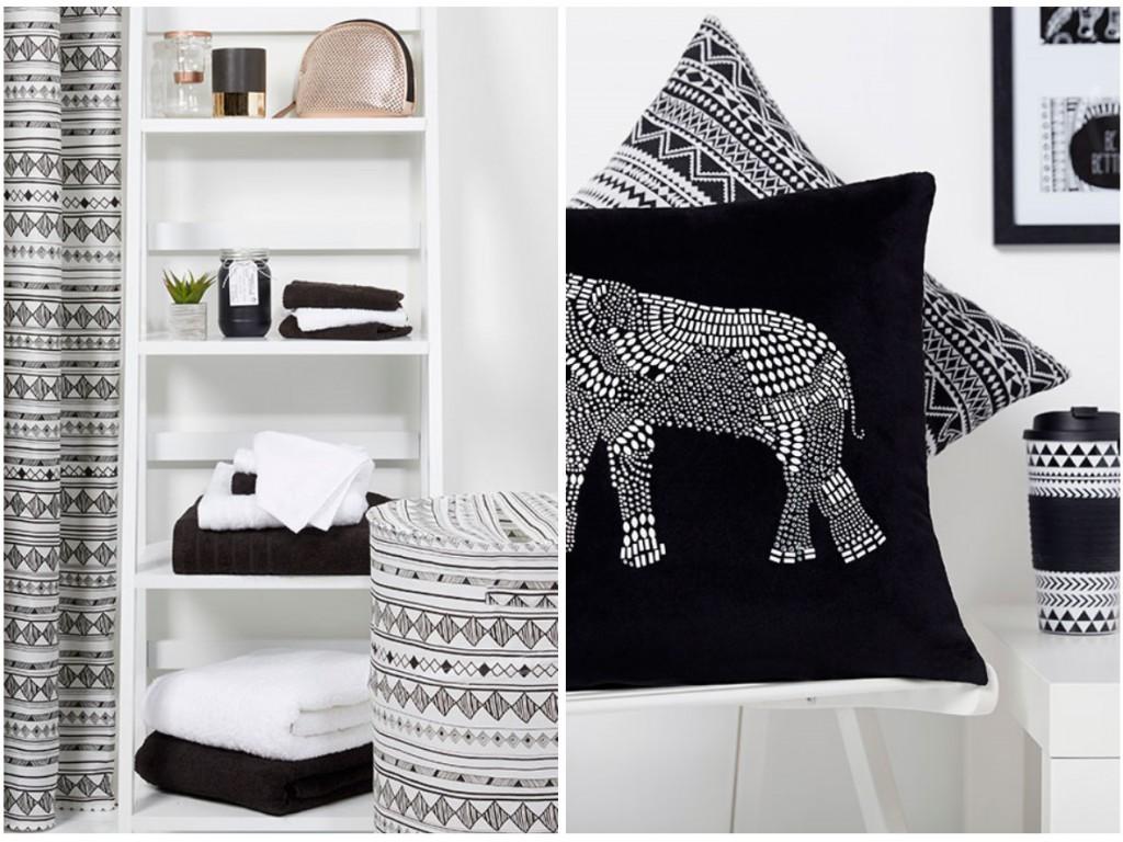 De Primark Home collectie 2015 bestaat namelijk onder andere uit hele toffe woonaccessoires voor een zwart-wit interieur.