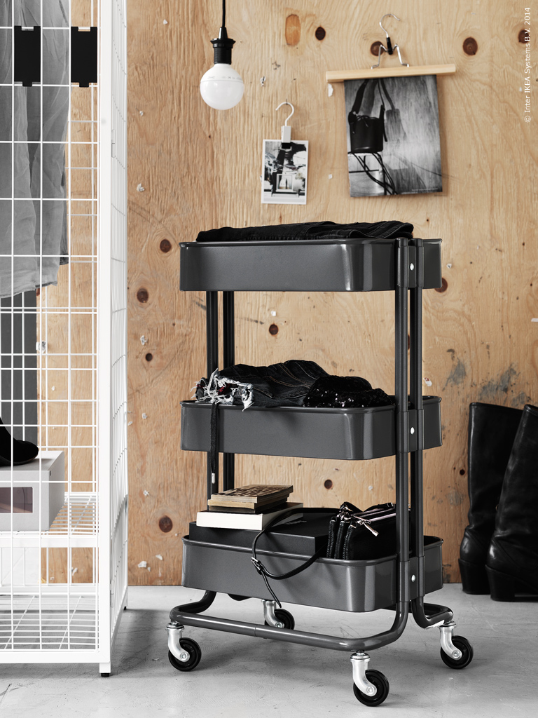 ikea trolley raskog keukentrolley remade with love. Black Bedroom Furniture Sets. Home Design Ideas