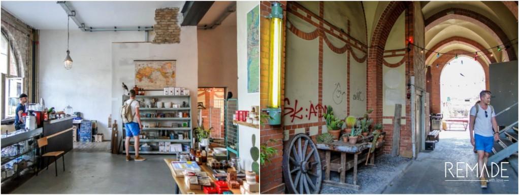 berlijn tips hotspots winkels hallesches haus