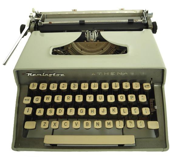 vintage typemachine viva la vintage