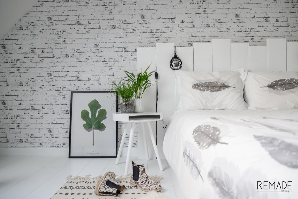 Bijzettafel als nachtkastje remade with love for Dus welke architectuur