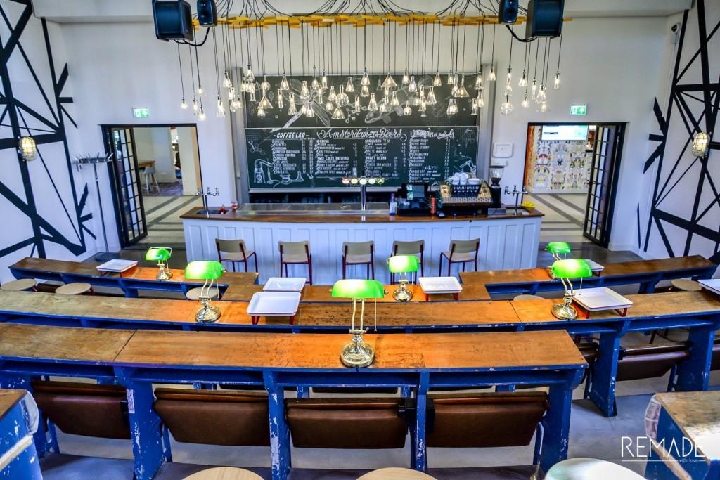 generator hostel amsterdam auditorium