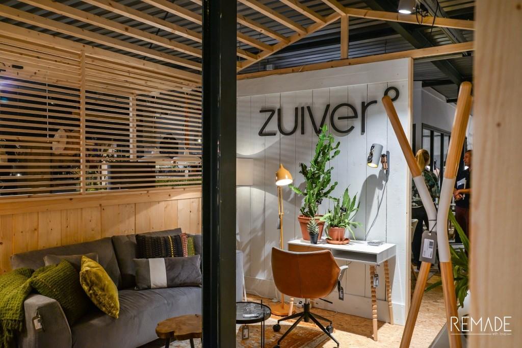 showroom zuiver dutchbone blogger event