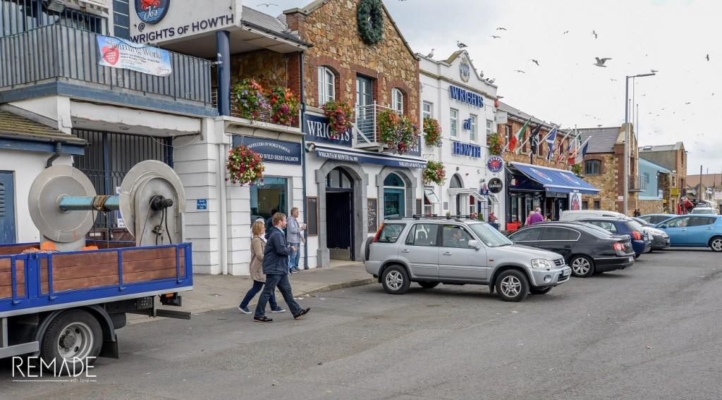 vakantie ierland wandelen howth stedentrip dublin