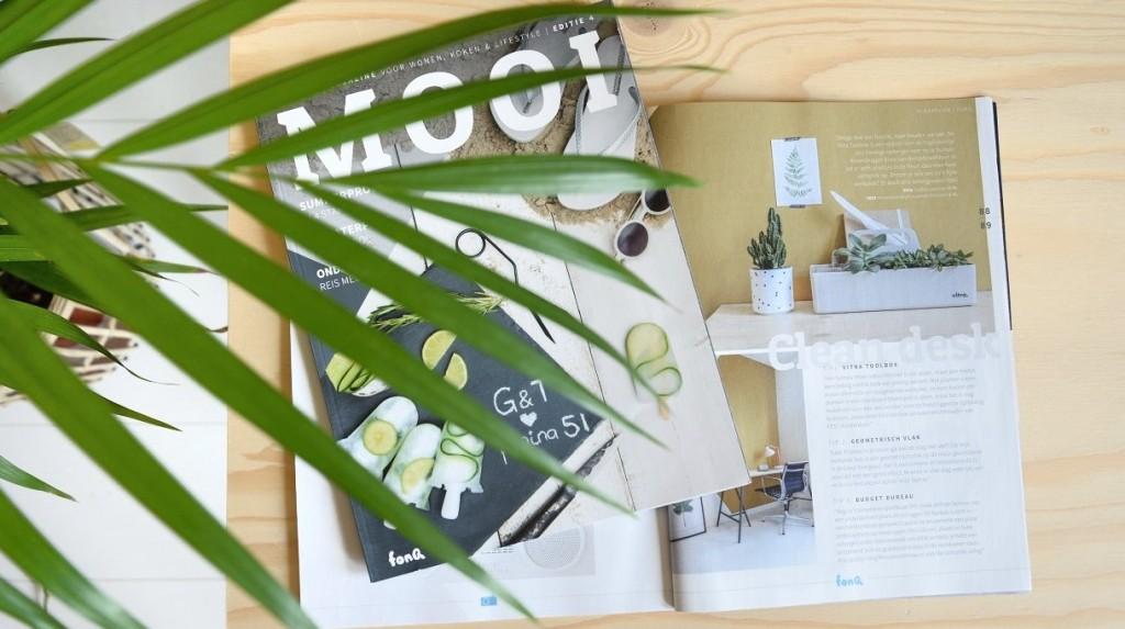 werkplek inrichten werkkamer vitra toolbox