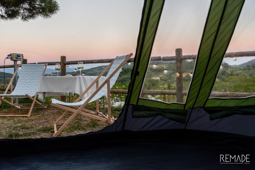 kamperen in toscane camping belsito