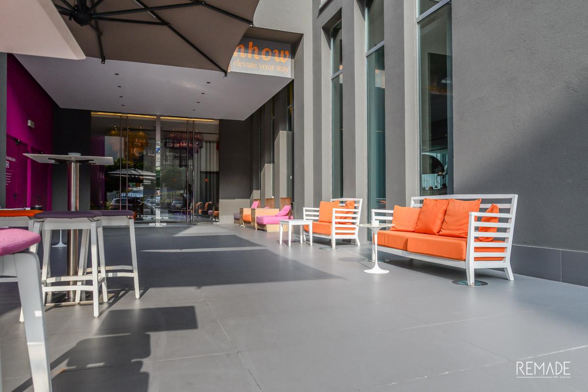 nhow hotel milaan design hotel