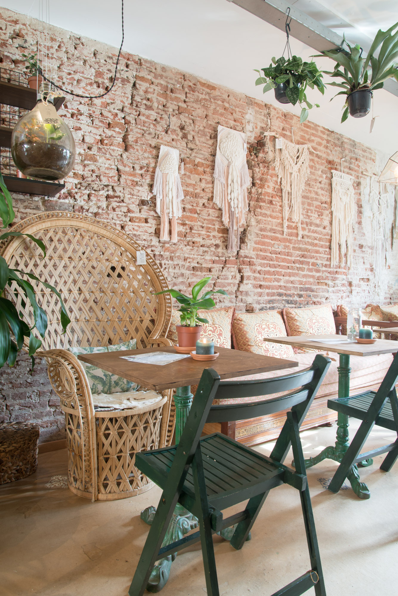 oerwoud den bosch stadstuinwinkel en health café