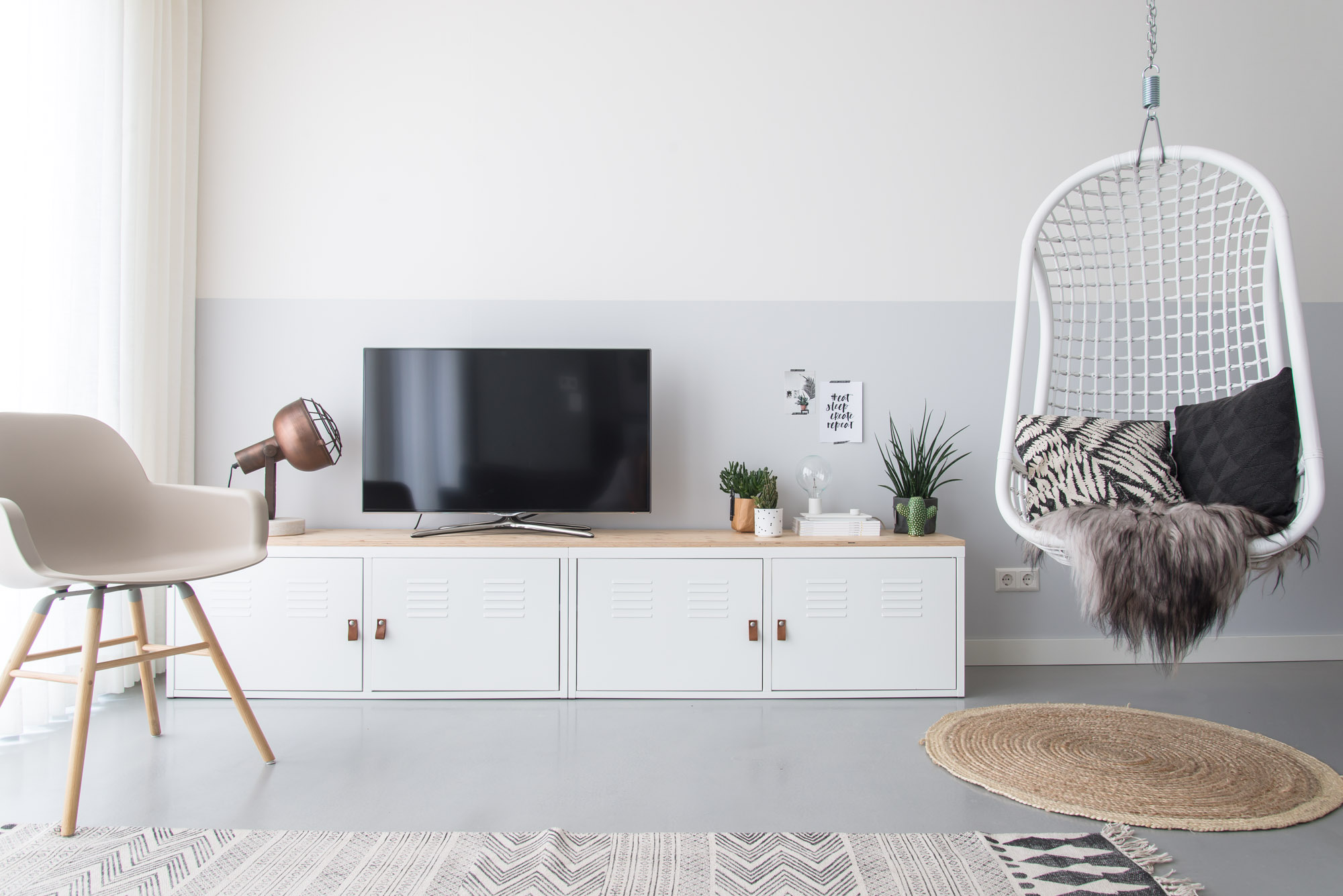 Ikea Hack Tv Meubel Ikea Ps Kast Remade With Love