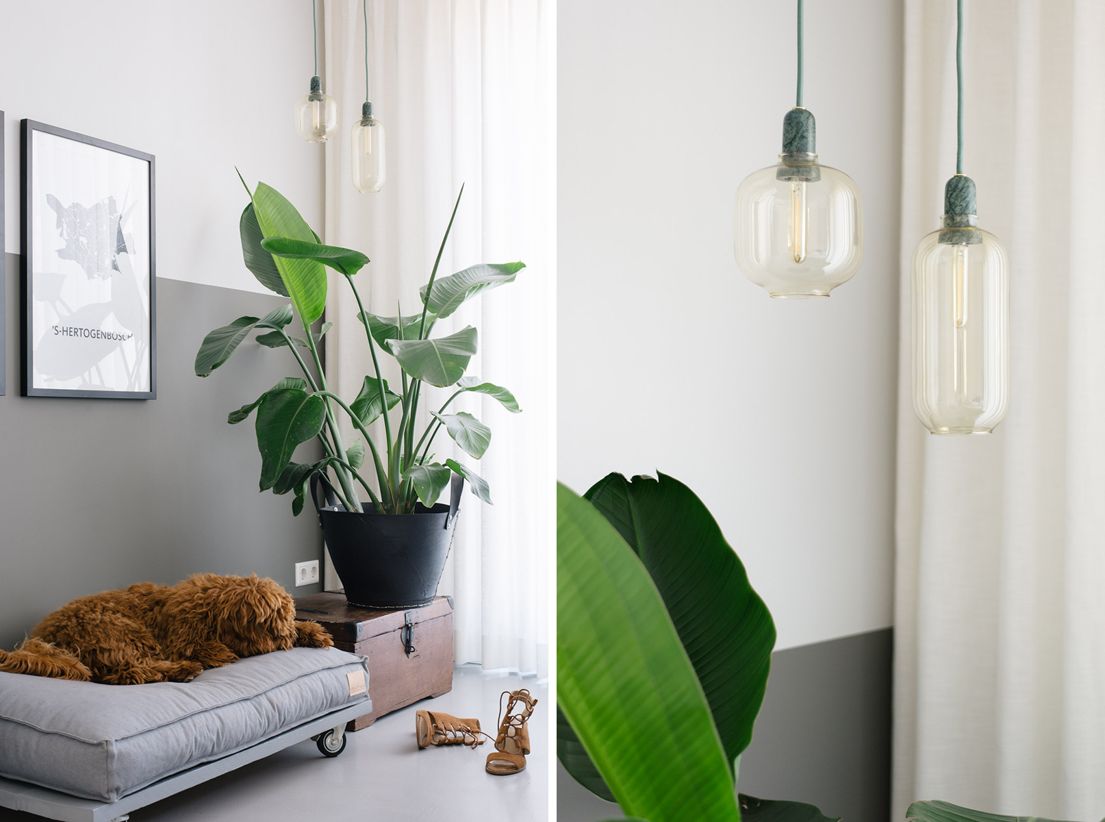 Sfeerverlichting In Woonkamer : Sfeerverlichting woonkamer nieuwe lampen achter de bank remade