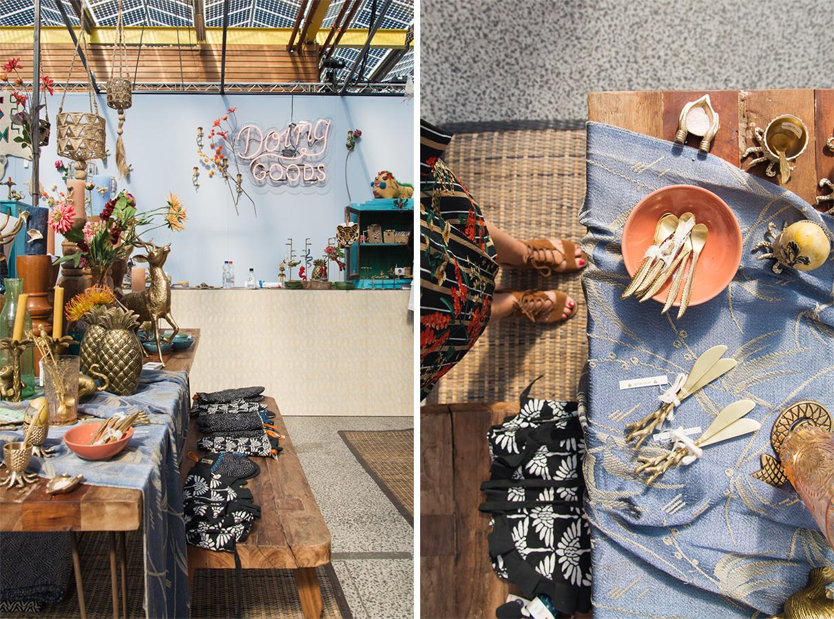 nieuwe collectie doing goods interieur 2017 showup event