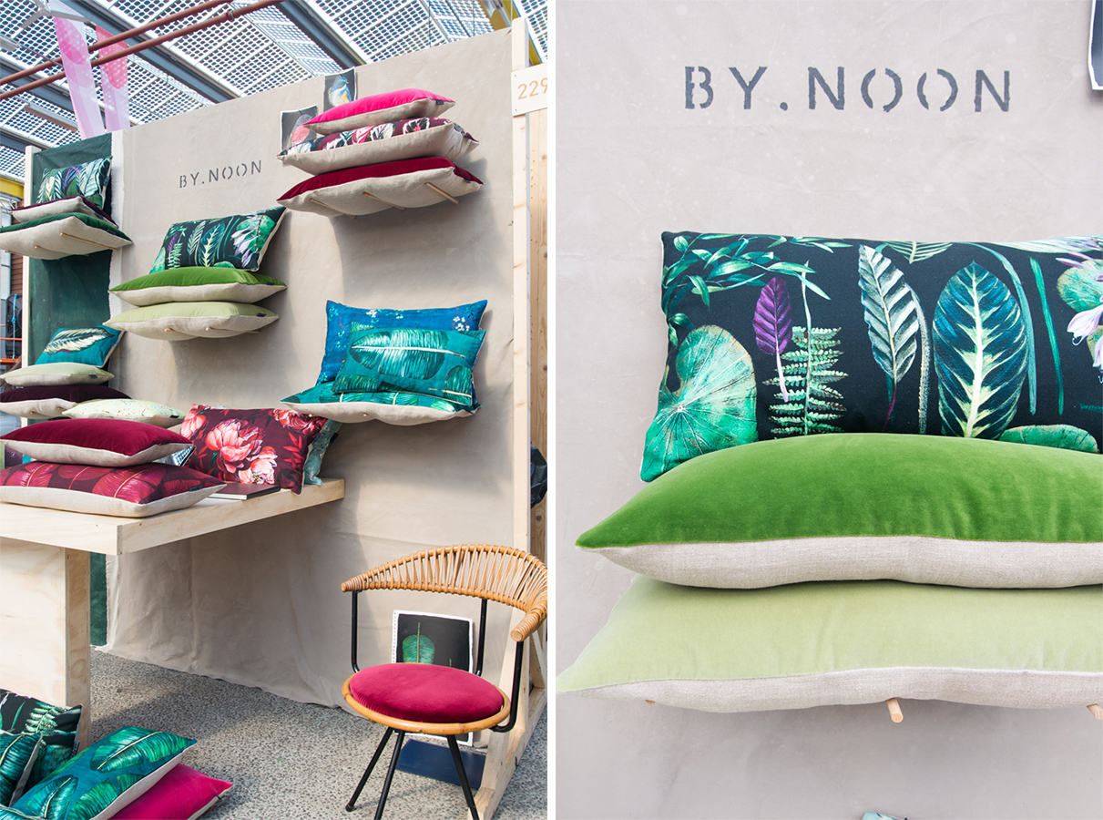nieuwe collectie by noon interieur 2017 showup event