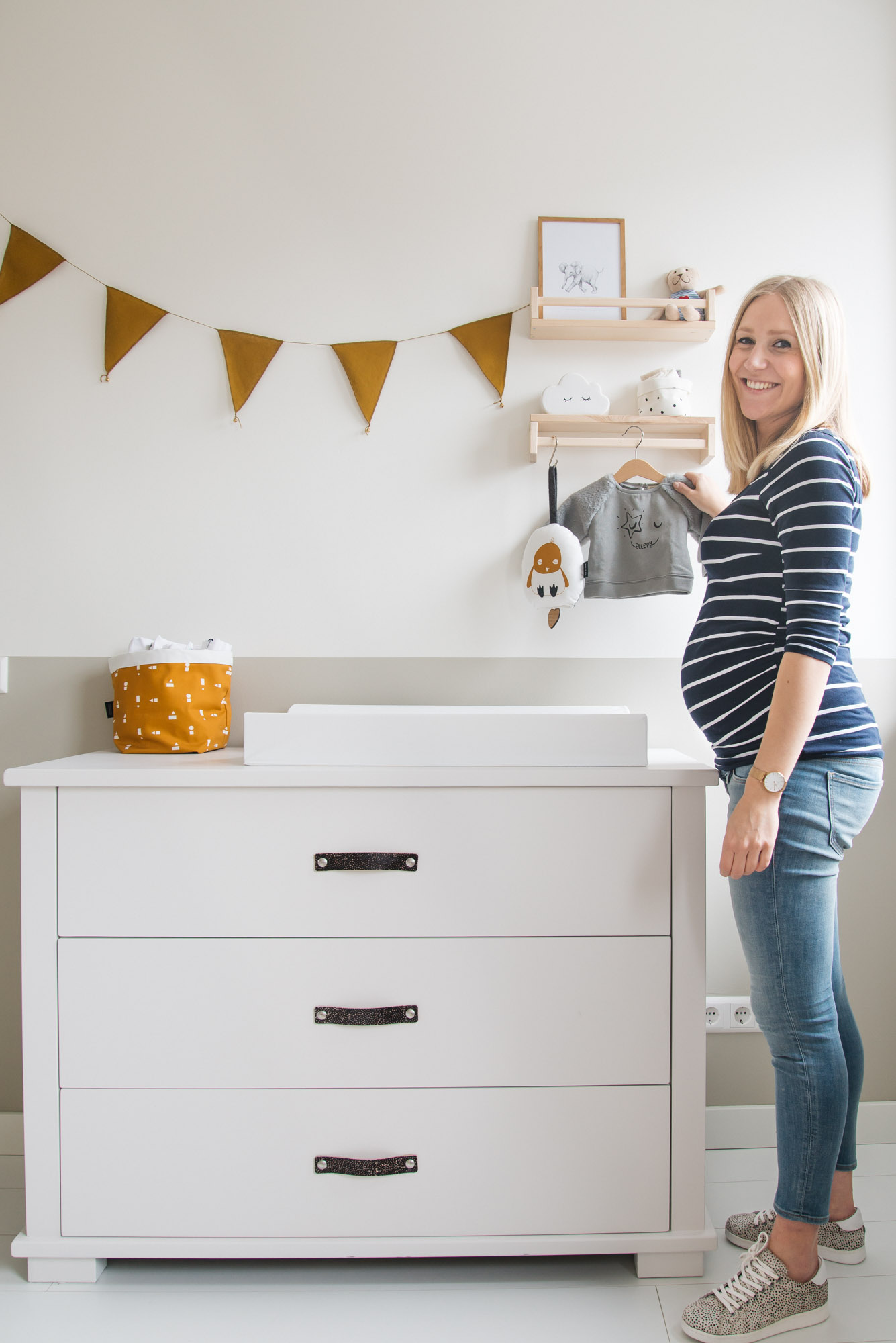 babykamer inspiratie flexa commode