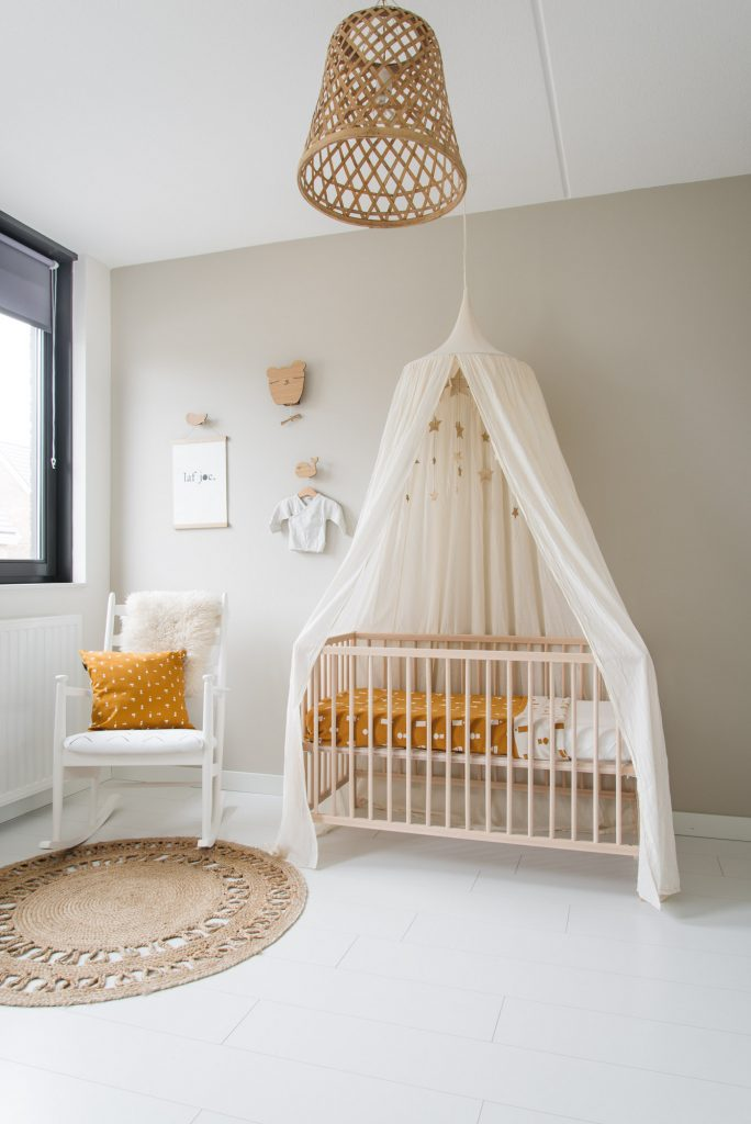 babykamer inspiratie ted & tone ikea ledikant sniglar