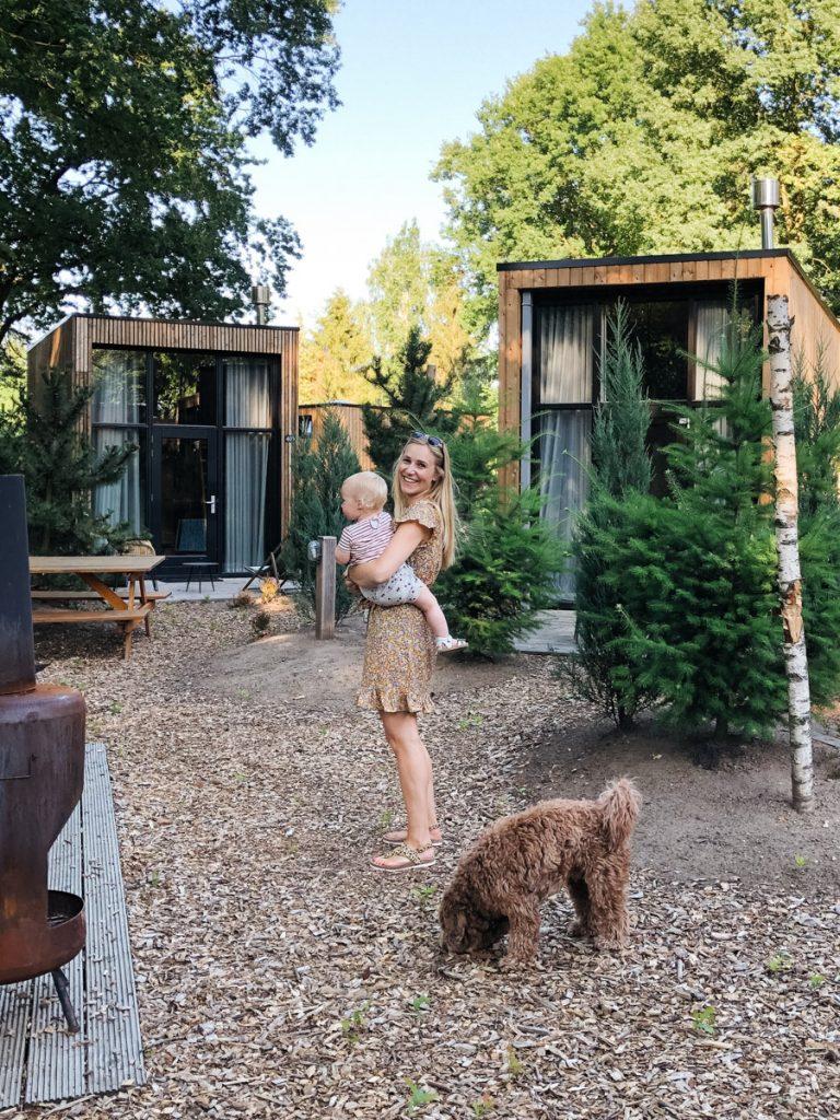 Tiny House overnachting droompark maasdiuinen
